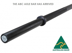 INTRODUCING THE AXLE BAR