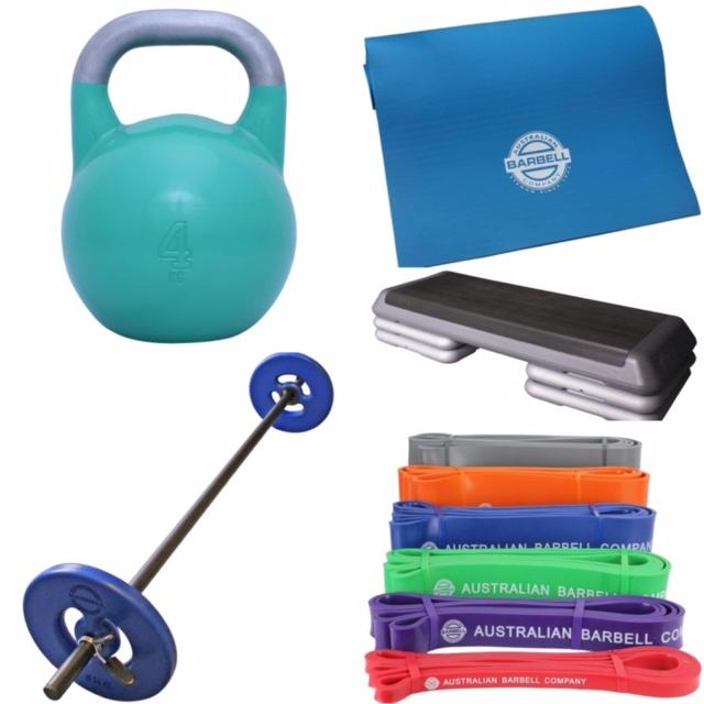 GROUP TRAINING EQUIPMENT