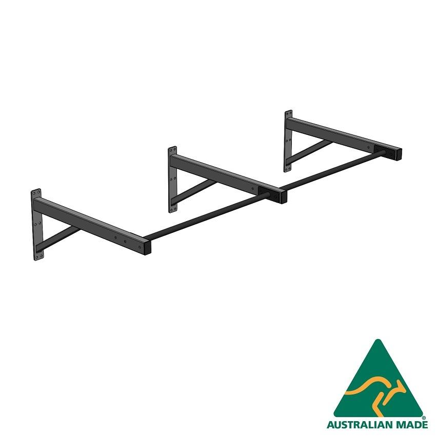 Wall Mounted Chinup Bars
