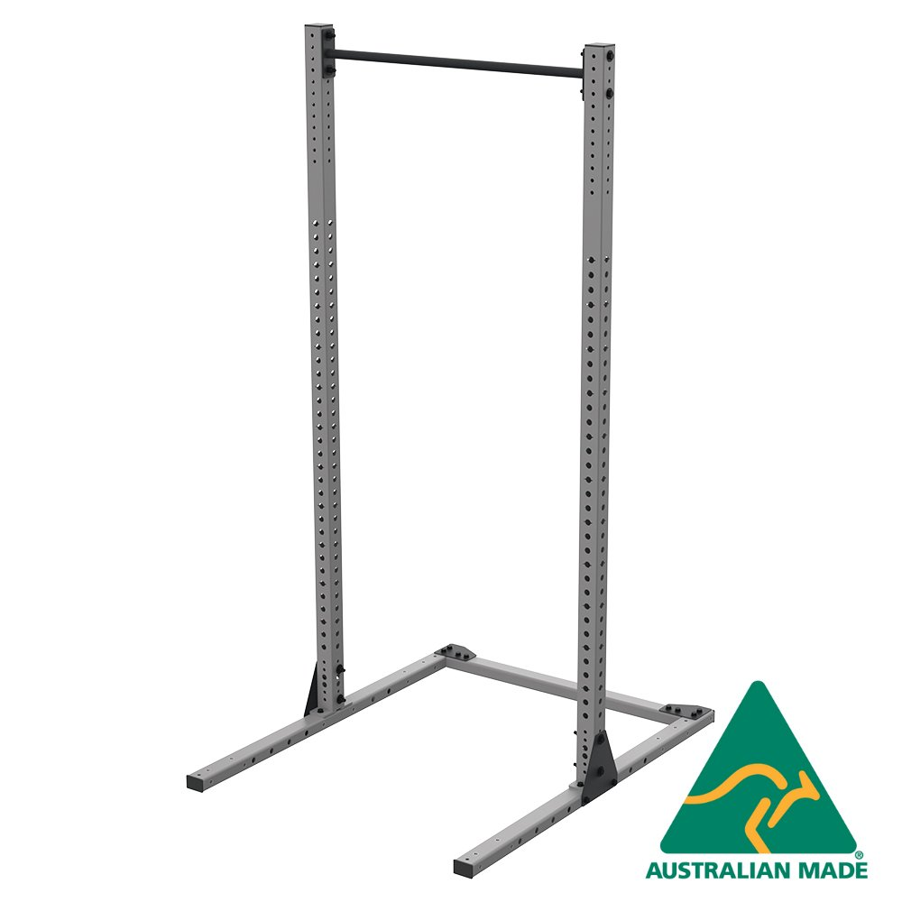 Rack freestanding with base