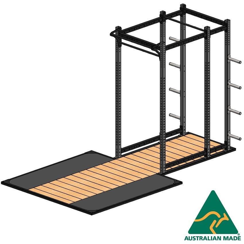 Cage sws + plat 2.4 x 2.4m