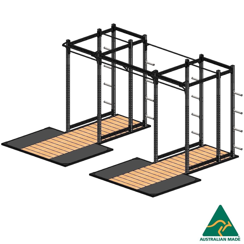 Cage sws + plat 2.4 x 1.8m x 2