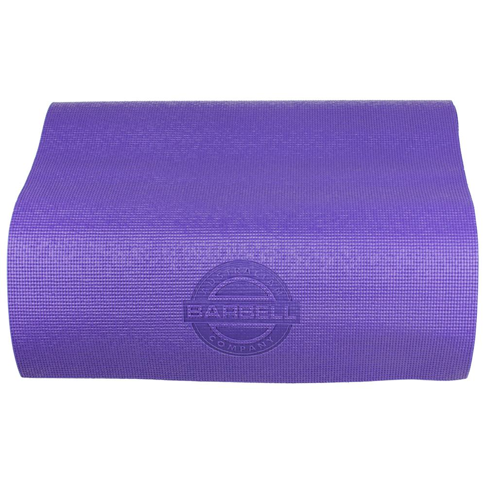 6mm Yoga Mat Dark Purple Group Training Equipment