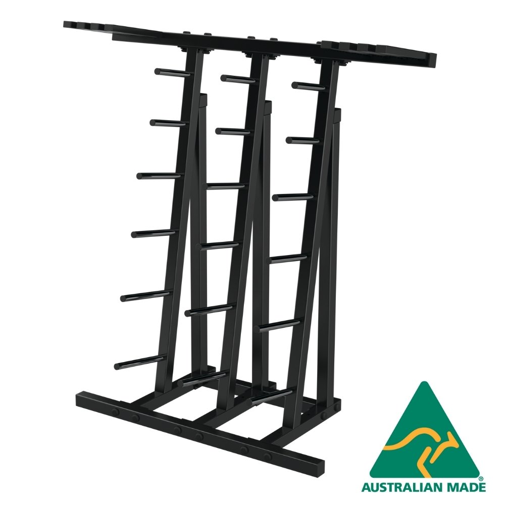 30 Set Class bar Rack (smiley plates)