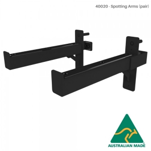 Spotting Arm Rack Attachment