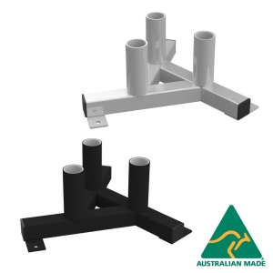 3 Bar Olympic Barbell Stand