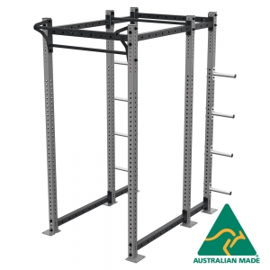 Single Power Cage with Storage