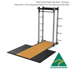 F/s base,storage,tri crossbeam