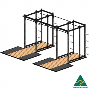 Cage sws + plat 2.4 x 1.8m x 2 - Click for more info