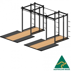 Cage sws + plat 2.4 x 2.4m x 2