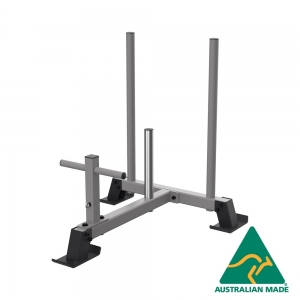 Sled Push with T Bar - Click for more info