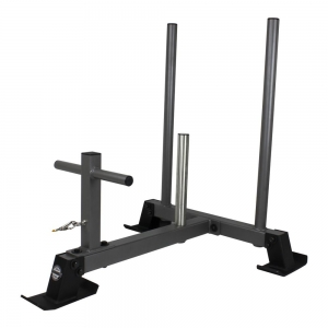 Sled Push with T Bar