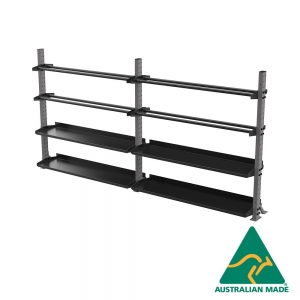 Storage Rack Tall Double 01