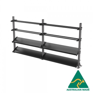 Storage Rack Tall Double 02