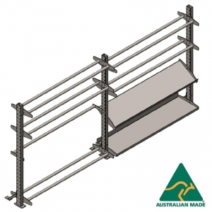 Storage Rack Tall Doubel 04