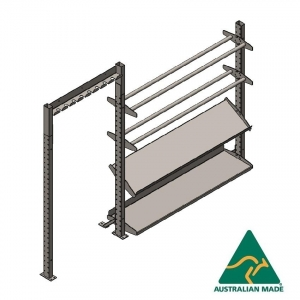 Storage Rack Tall Double 05
