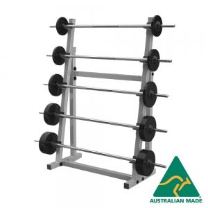 Horizontal Fixed Barbell Racks