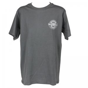 Dark grey T-shirt