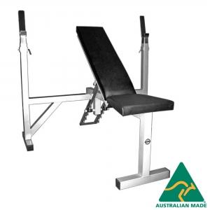 Adjustable Incline Bench Press