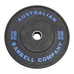 Black Series Bumper Plates (BLKBP-20 - 20kg - blue print)