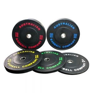 Black Series Bumper Plates - Click for more info