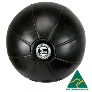 Black Medicine Ball range - commercial quality (BMBK-3 - 3kg - 250mm diametre)