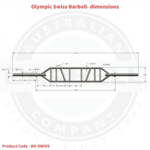 Olympic Swiss Barbell