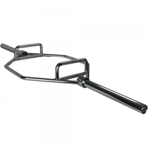 Olympic Trap / Hex Barbell - Chrome