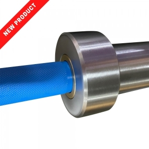 15kg Blue Olympic Bearing Barbell
