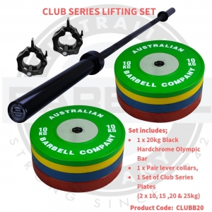 CLUB SERIES LIFTING SET
