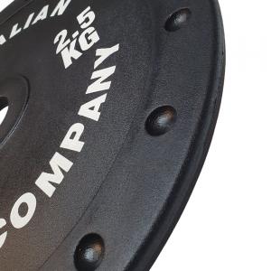 140kg Club Plate & 20kg Bar Pack