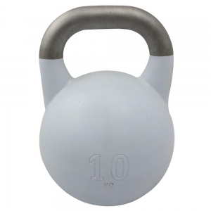Kettlebell - Pro Style (KBPS-10 - 10kg - white OUT OF STOCK)