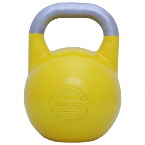 Kettlebell - Pro Style (KBPS-16 - 16kg - yellow OUT OF STOCK)
