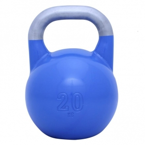 Kettlebell - Pro Style (KBPS-20 - 20kg-ocean blue OUT OF STOCK)