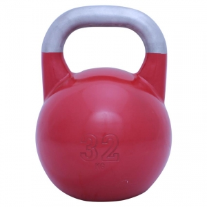 Kettlebell - Pro Style (KBPS-32 - 32kg - red (out of stock))