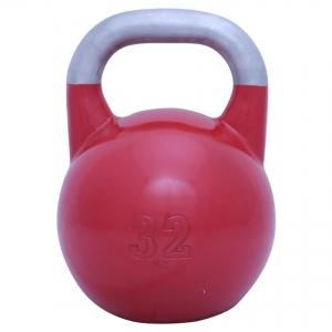 Kettlebell - Pro Style (KBPS-32 - 32kg - red)