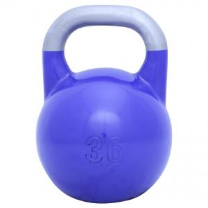 Kettlebell - Pro Style (KBPS-36 - 36kg - royal blue)
