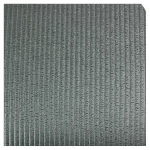 15mm black exercise Mat with eyelets