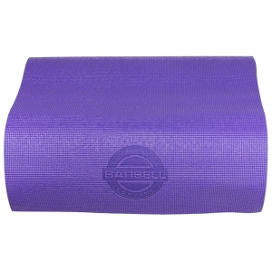 6mm Yoga Mat - dark purple