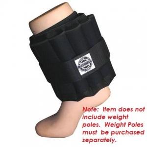 Ankle Cuffs (Pair) - 10kg max per leg