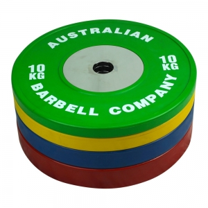 Club Series Bumper Plates - Click for more info