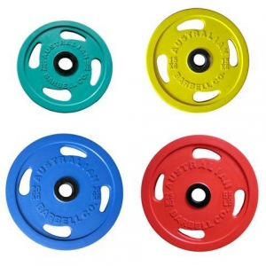 Coloured Olympic Rubber Grips (each)