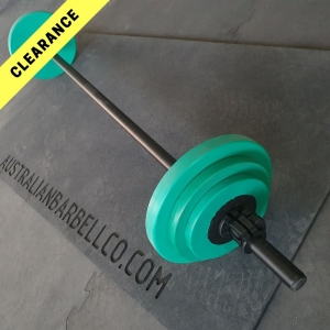 Green Rubber Pancake Plates - to suit Class Bars