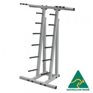 20 Set Class bar Rack (smiley plates) (RBCD20S-PS - Precious Silver)