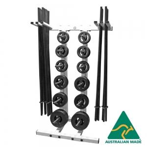 20 Set Class bar Rack (smiley plates)