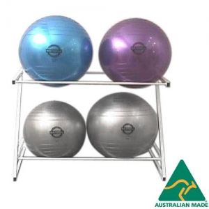 Fit Ball Rack - free standing