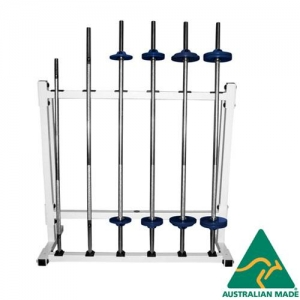 Vertical Fixed Barbell Rack