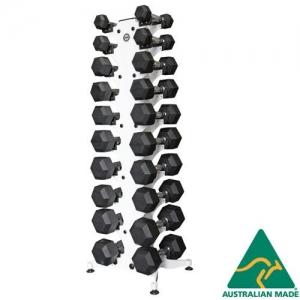 10 Pair Economy Slimline Tower Racks