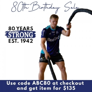 51mm Battle Rope with nylon casing