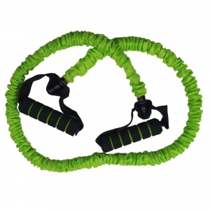 Resistance Tube with handles (RT-LGN - Light Resitance - Lime Green)